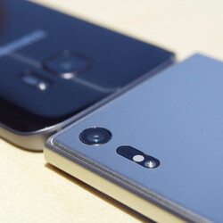 Sony Xperia XZ Vs Samsung Galaxy S7: whose camera focuses ...