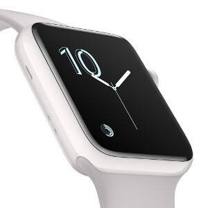 The new ceramic Apple Watch Series 2 comes at a colossal price: $1,250 and up