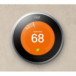 Nest releases new color options for Learning Thermostat; launches outdoor security camera in the US