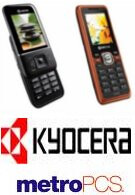MetroPCS launching two phones from Kyocera - Laylo & Domino