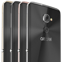 Alcatel Idol 4 Pro flagship with Windows 10 Mobile revealed in live photos