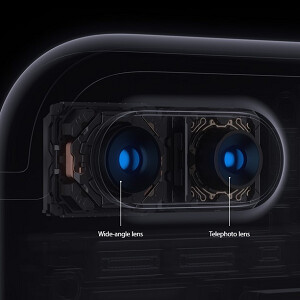 Dual camera setup to remain exclusive to the iPhone Plus until 2018?