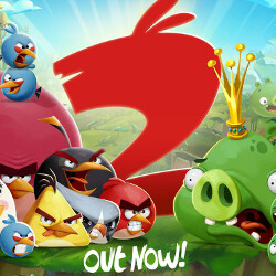 Update for Angry Birds 2 adds two new chapters, each with 40 levels