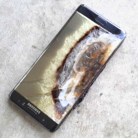 Six-year old boy gets burned when a Samsung Galaxy Note 7 explodes in his hand