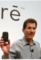 """Palm CEO named """"Geek of the Year"""""""