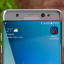 New, safe Samsung Galaxy Note 7 units will feature green ...