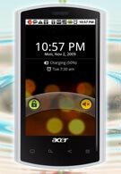 The Acer Liquid A1 may get an update to Android 2.0