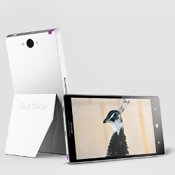 Microsoft Surface Phone could have a fingerprint scanner baked into the display