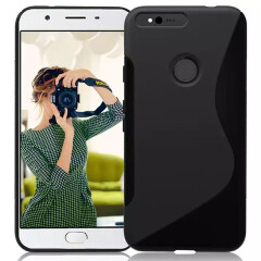 New Pixel, Pixel XL renders showcase black and white variants, cases too