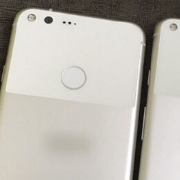Leaked Google Pixel and Pixel XL photos show white versions of the two phones
