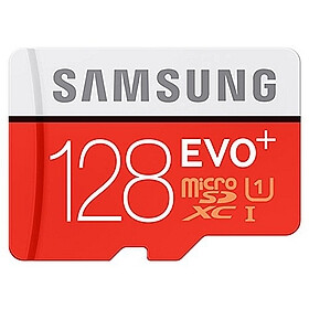 Deal: get a 128GB Samsung Evo+ microSD card for just $37.79, 63% off the usual price