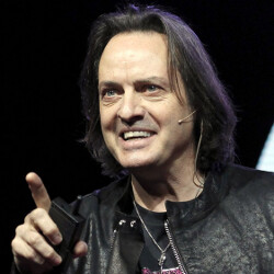 John Legere celebrates four years as T-Mobile's CEO, turning the industry inside out