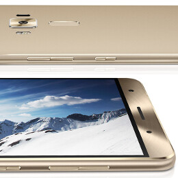 Asus ZenFone 3 Deluxe and ZenFone 3 Laser now available to order from Amazon