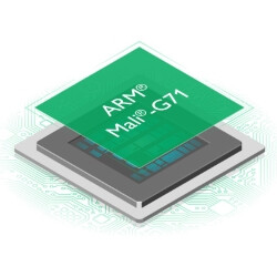 The Galaxy S8 might run on a 10nm Exynos 8895 chip with ARM's latest Mali-G71 GPU