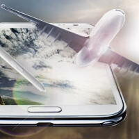 Samsung Galaxy Note 2 catches fire on Indian flight