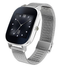 Deal: grab the slick Asus ZenWatch 2 with metallic band for $129.99 ($70 off)