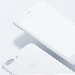 Matte white iPhone 7 Plus concept offers a possible glimpse of the future