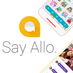 Google Allo exceeds 1 million Android downloads