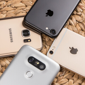 iPhone 7 vs iPhone 6s, Galaxy S7 edge, LG G5 blind camera comparison: vote here