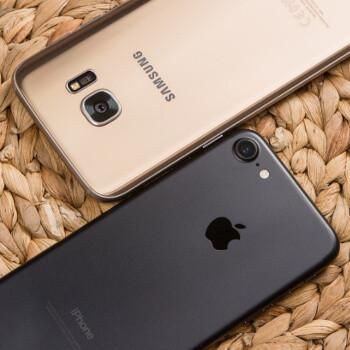 Apple iPhone 7 vs Samsung Galaxy S7 Edge: camera comparison