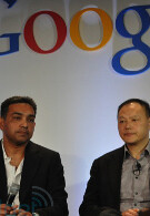 Sanjay Jha says DROID likely to get Android 2.1