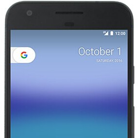 New Google Pixel photo seemingly reveals the phone's Android 7.1 Nougat UI