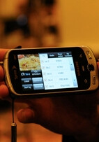 Samsung Moment and LG Lotus coming with Mobile DTV