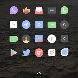 Best new icon packs for Android (September 2016) #2