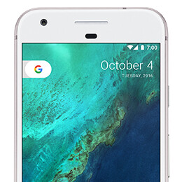 White Google Pixel and black Pixel XL mistakenly revealed by Canadian carrier