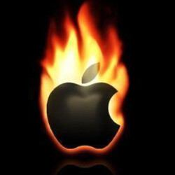 Apple iPhone 6s catches on fire
