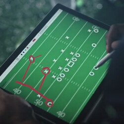 New ad for the Surface Pro 4 shows how NFL stars employ the slate
