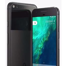 Google Pixel and Pixel XL size comparison versus iPhone 7, 7 Plus, Galaxy S7, S7 edge, Note 7 ...