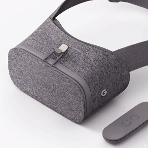 Google unveils Daydream View: a truly light and comfortable VR headset for phones