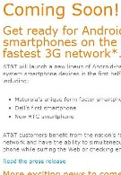 Android finally comes to AT&T-five times