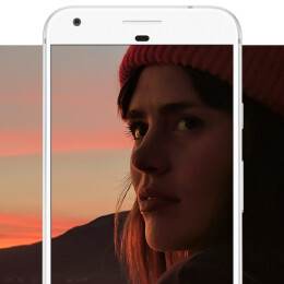 Google Pixel and Pixel XL are indeed IP53 certified for dust- and splash-resistance