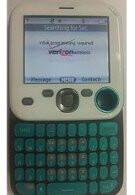 Verizon readying to offer the white Nokia Twist 7505?