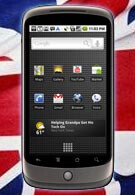 The Nexus One rolls out through Vodafone really soon