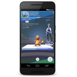 Pokemon GO update adds catch bonus, improves Gym training