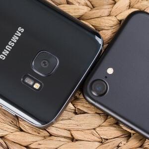 Apple iPhone 7 vs Samsung Galaxy S7 Edge vs LG V20: 4K video stabilization comparison
