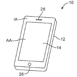 Apple patent shows more sensors integrated under the display, bezel-less iPhone inbound?