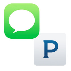 Pandora gets an iMessage app for sharing your favorite music with friends