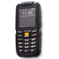 Russian manufacturer unveils explosion-proof feature phone