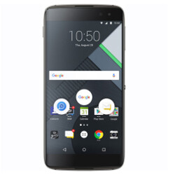 BlackBerry DTEK60 shows up on the Staples Canada website