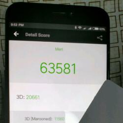Xiaomi Meri is benchmarked on AnTuTu and Geekbench