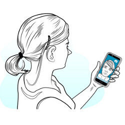 Selfies are replacing passwords as a way to verify identification