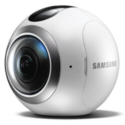 Samsung now selling the Gear 360 camera in U.S. stores