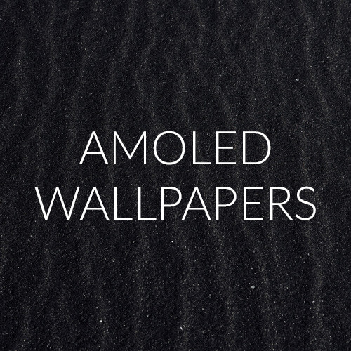 Beautiful AMOLED Wallpapers Collection