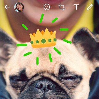 WhatsApp for iOS gets an update - you can now draw on photos and videos
