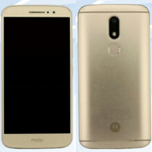 New Motorola Moto M pictures and renders surface