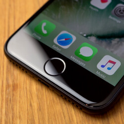 Are you missing a mechanical home button on the iPhone 7?